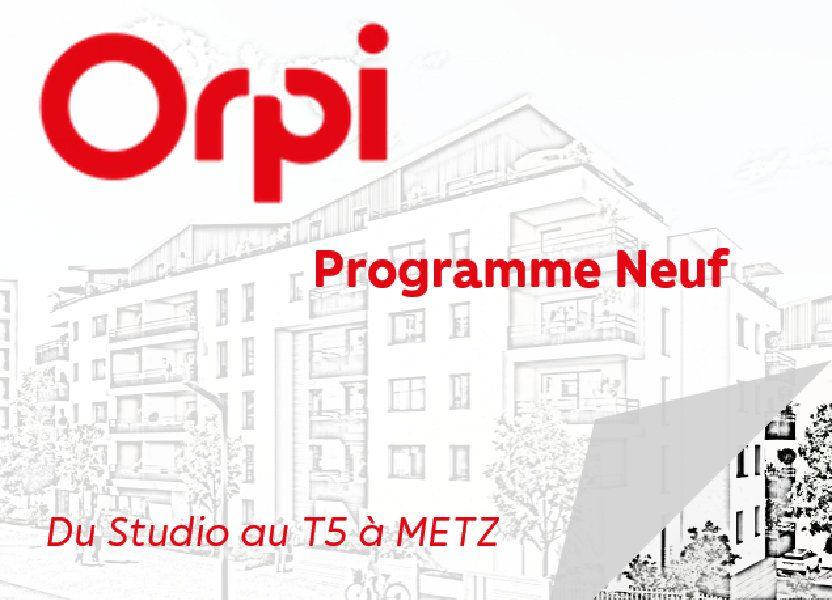 Appartement à vendre 34.8m2 à Metz
