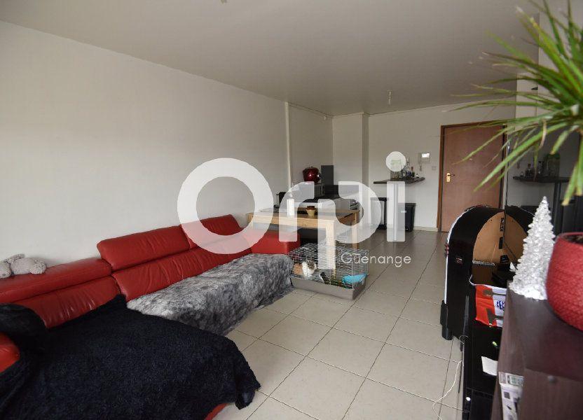 Appartement à vendre 41.96m2 à Guénange