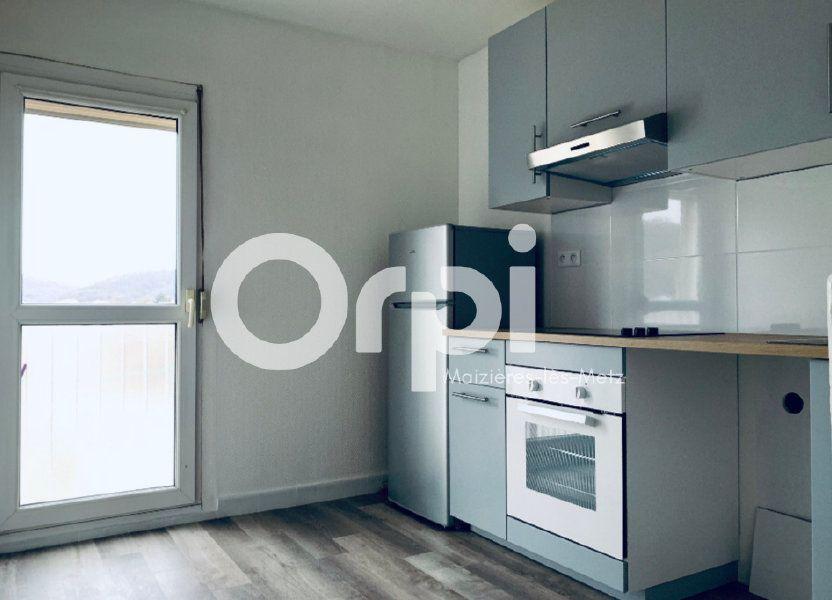 Appartement à vendre 55.51m2 à Rombas