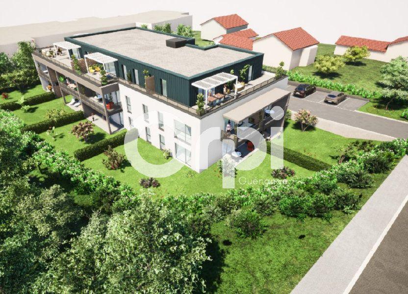 Appartement à vendre 67.51m2 à Metz
