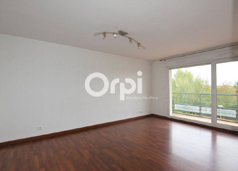 Appartement à louer 49.39m2 à Maizières-lès-Metz