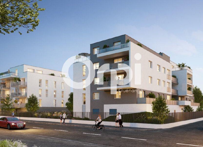 Appartement à vendre 44.64m2 à Thionville