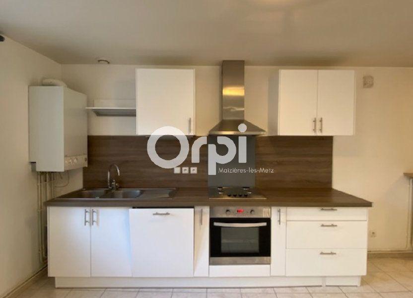 Appartement à louer 39m2 à Vitry-sur-Orne