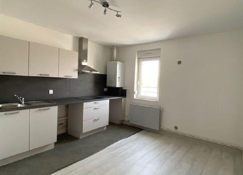 Appartement à louer 33.26m2 à Clouange