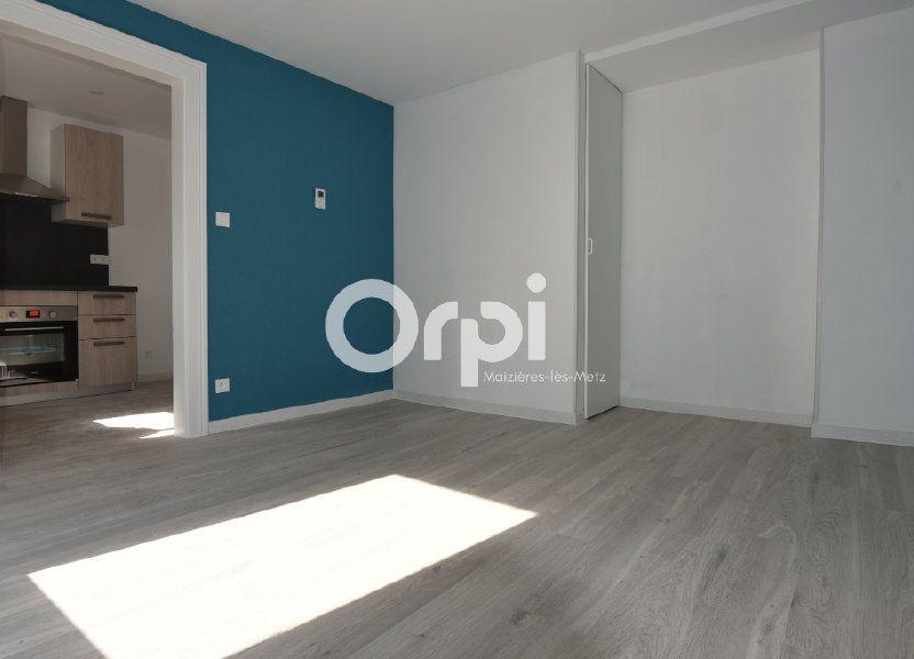 Appartement à louer 40m2 à Talange