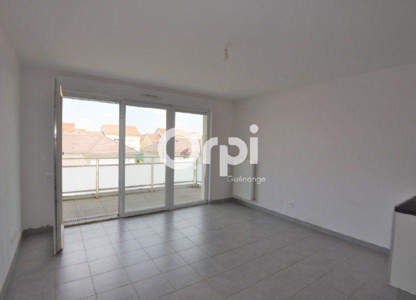 Appartement à louer 43.75m2 à Bertrange