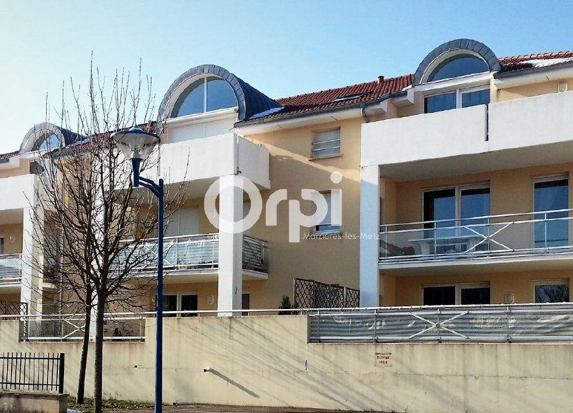 Appartement à louer 65.74m2 à Marange-Silvange