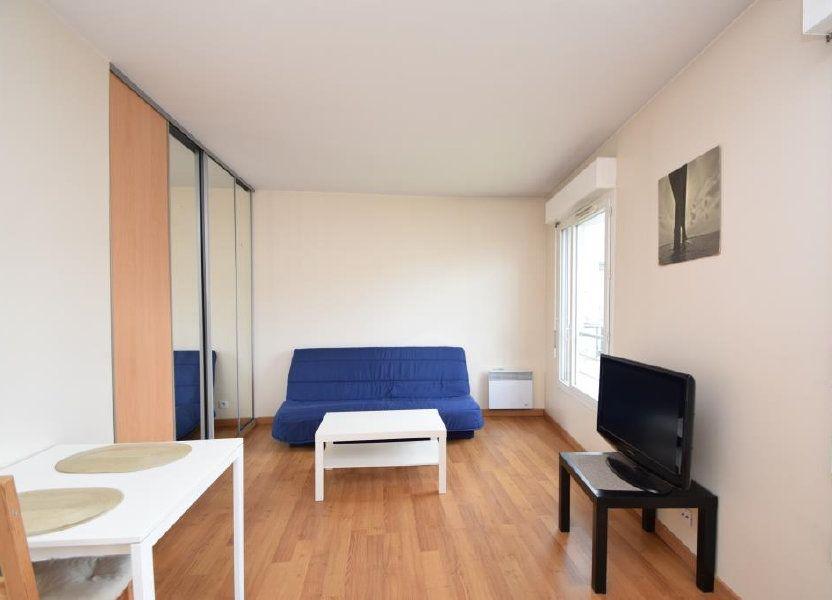 Appartement à louer 26.76m2 à Paris 19