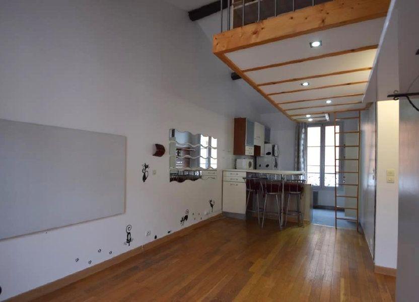 Appartement à louer 49m2 à Paris 11