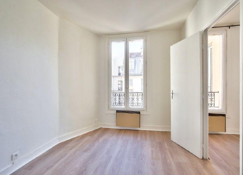 Appartement à louer 33.38m2 à Paris 16