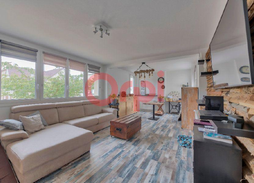 Appartement à vendre 74m2 à Noisy-le-Grand