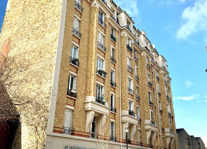 Appartement à vendre 65.03m2 à Aubervilliers
