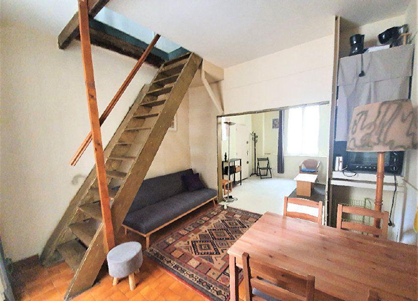 Appartement à vendre 48.7m2 à Paris 14