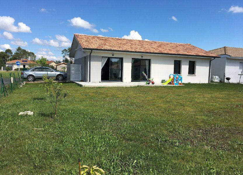 Maison à louer 89.46m2 à Saint-Jean-de-Marsacq