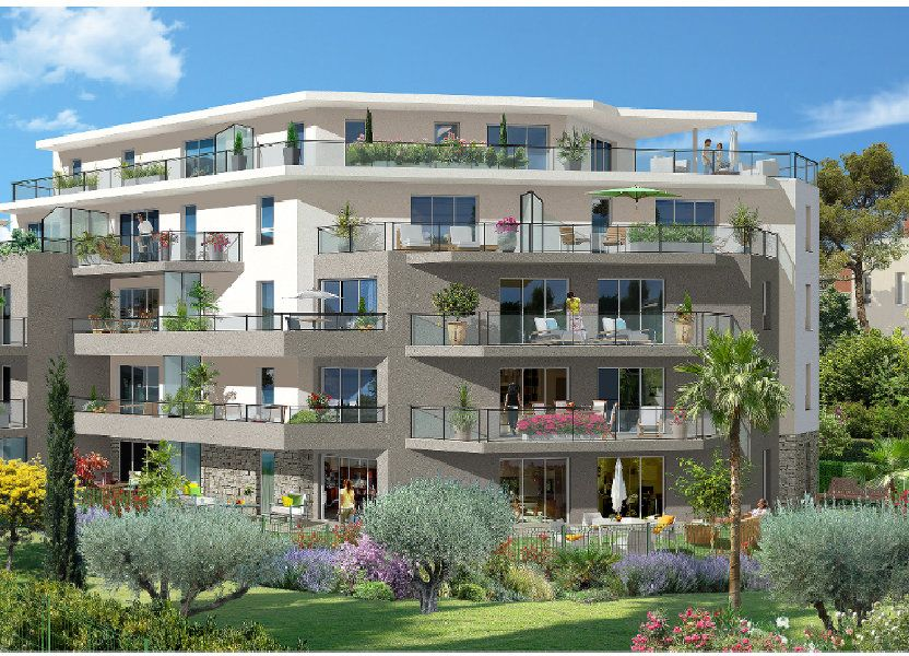 Appartement à vendre 69.02m2 à Saint-Laurent-du-Var