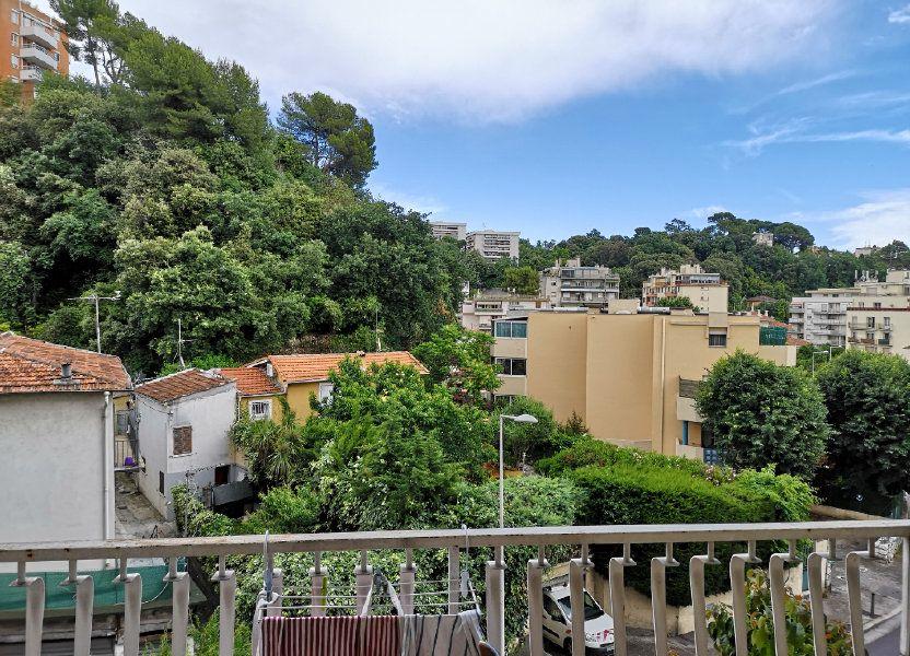 Appartement à louer 59.65m2 à Nice