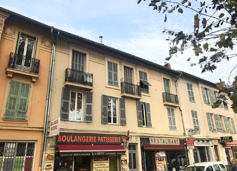 Appartement à vendre 24.38m2 à Nice