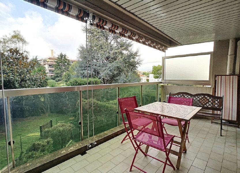 Appartement à louer 29.25m2 à Saint-Laurent-du-Var