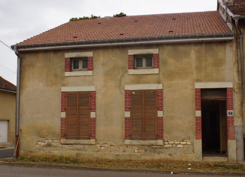 Maison à vendre 70m2 à Rouvrois-sur-Meuse