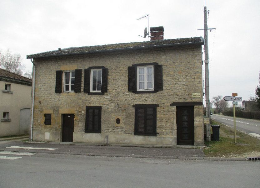 Maison à vendre 90m2 à Laneuville-sur-Meuse