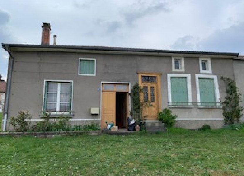 Maison à vendre 200m2 à Autrécourt-sur-Aire