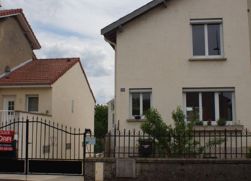 Maison à louer 70m2 à Belleville-sur-Meuse