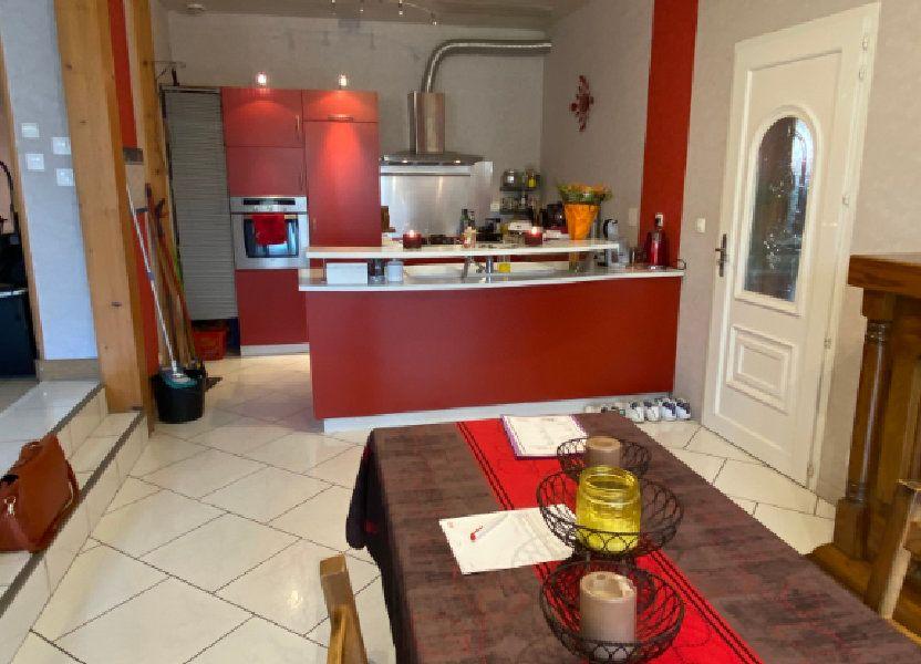 Maison à vendre 156m2 à Saint-André-en-Barrois