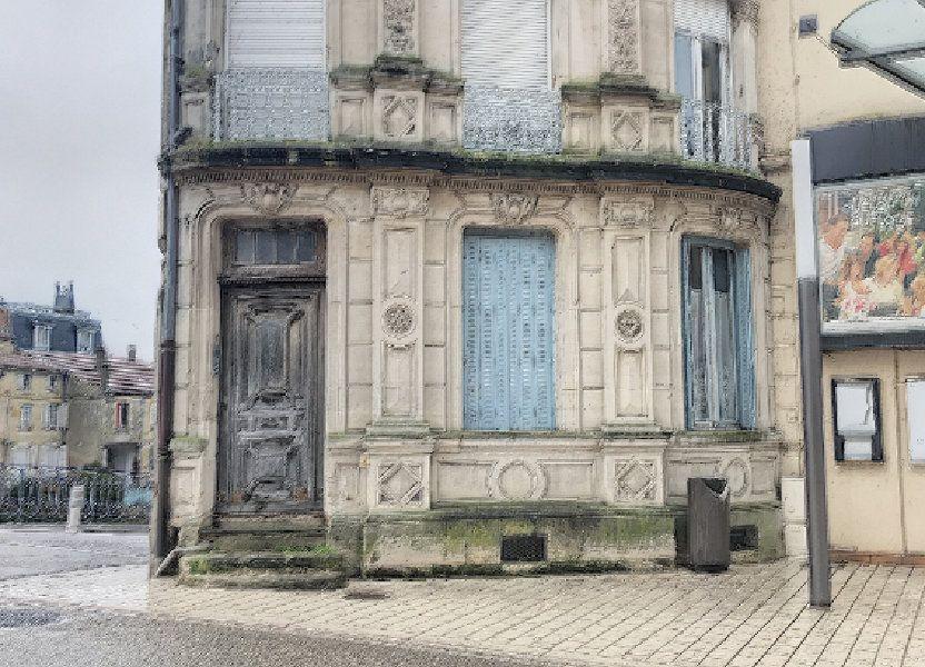 Immeuble à vendre 0m2 à Bar-le-Duc