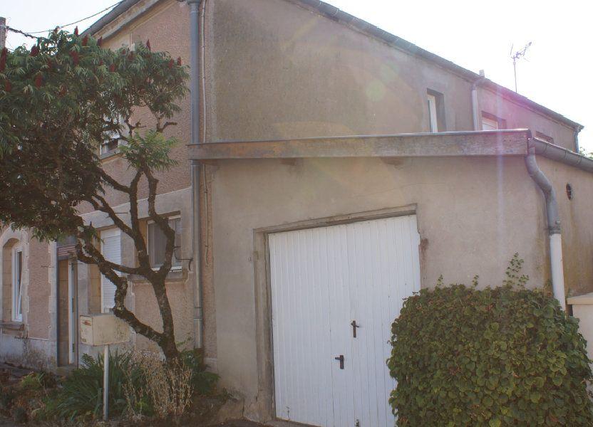 Maison à vendre 151m2 à Clermont-en-Argonne