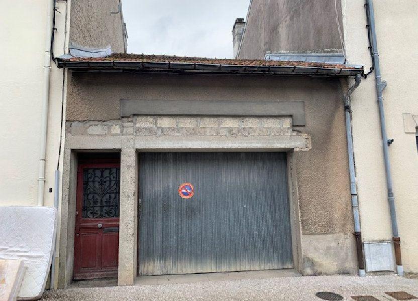 Stationnement à vendre 56m2 à Belleville-sur-Meuse