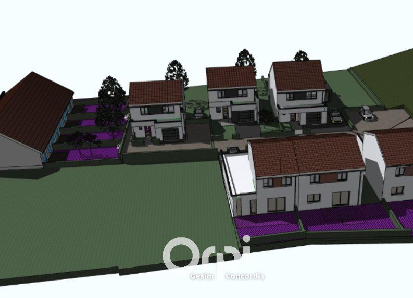 Maison à vendre 98m2 à Messein