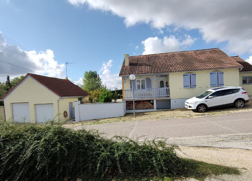 Maison à vendre 92m2 à Belrupt-en-Verdunois