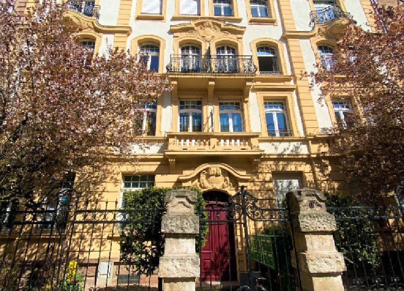 Appartement à vendre 107.46m2 à Metz