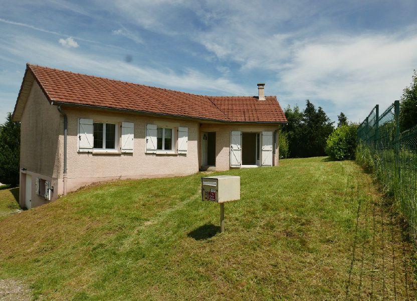 Maison à vendre 112m2 à Bras-sur-Meuse