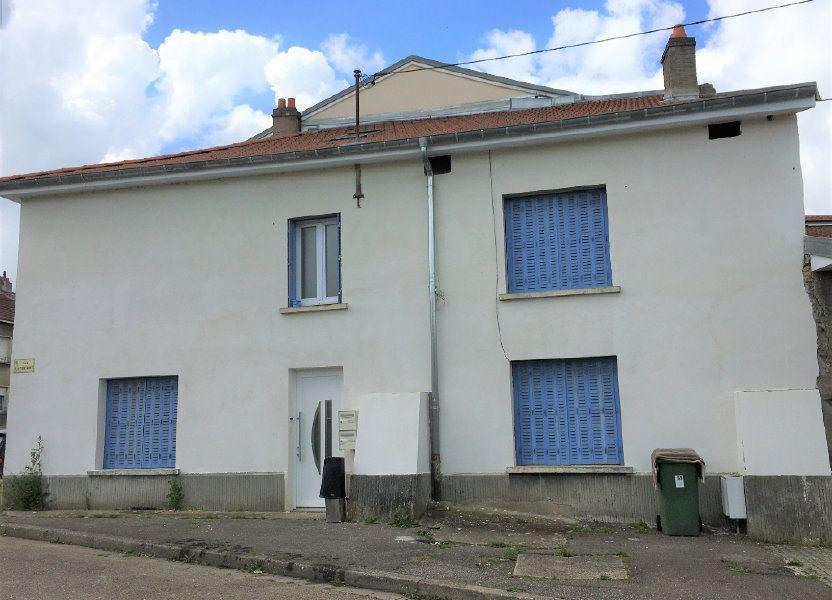 Appartement à vendre 105m2 à Ancy-sur-Moselle