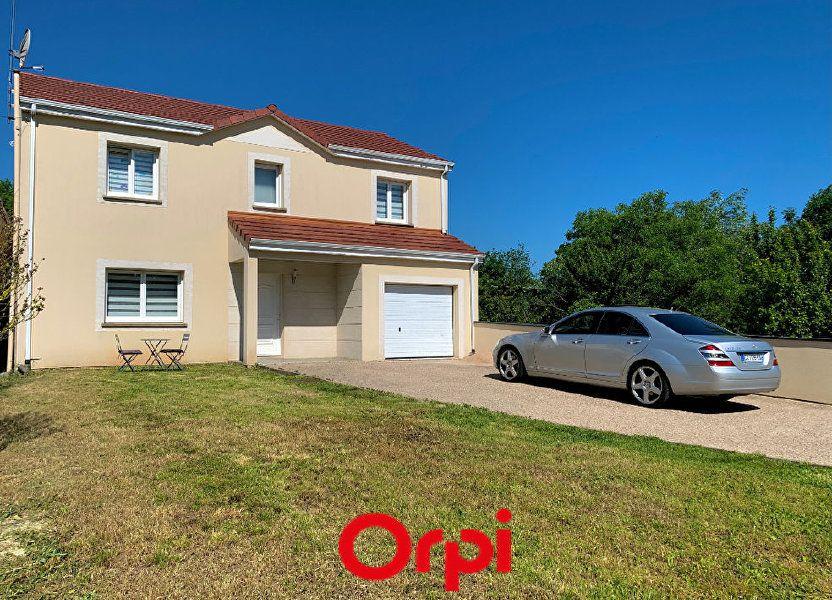 Maison à vendre 150.8m2 à Laneuveville-devant-Nancy