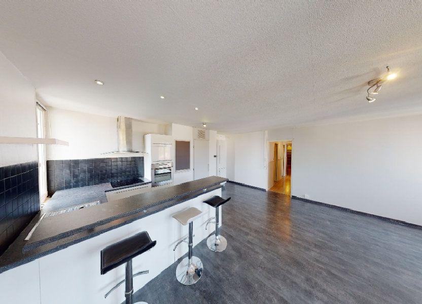 Appartement à vendre 78.18m2 à Nancy