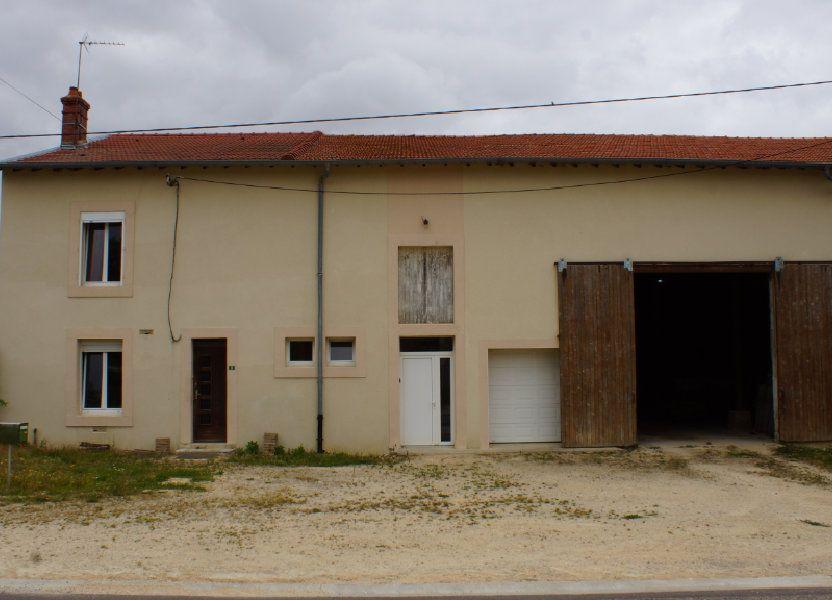 Maison à vendre 105m2 à Saint-Hilaire-en-Woëvre