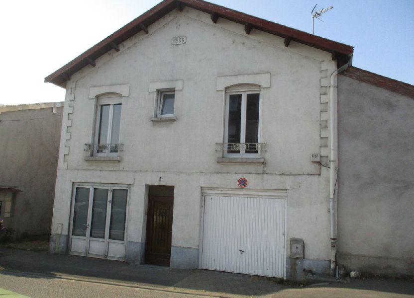 Maison à vendre 120m2 à Thierville-sur-Meuse