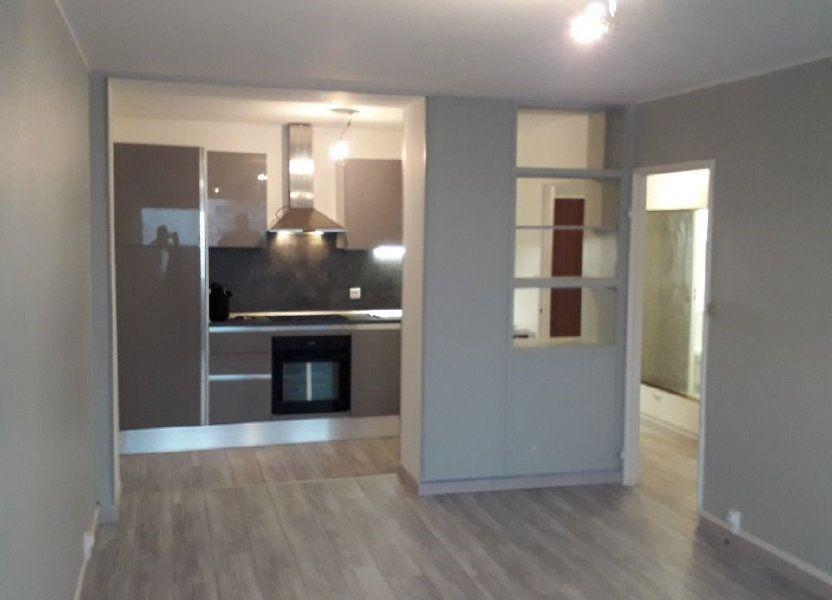 Appartement à louer 63.48m2 à Nancy