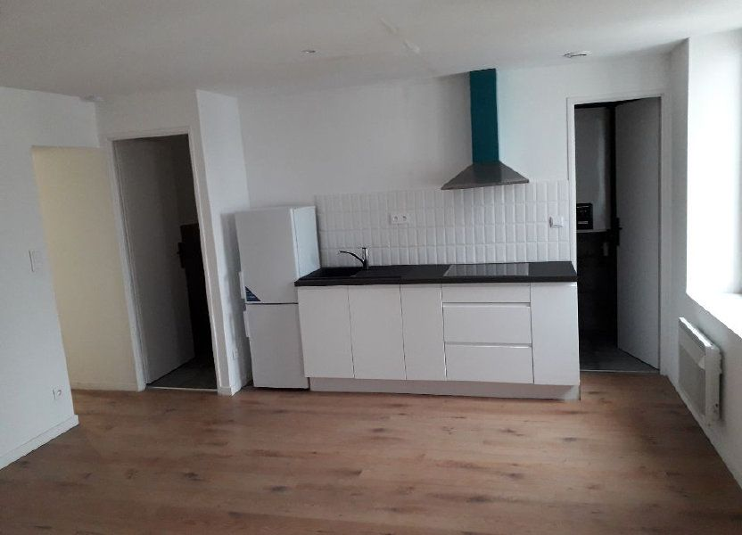 Appartement à louer 44.11m2 à Nancy