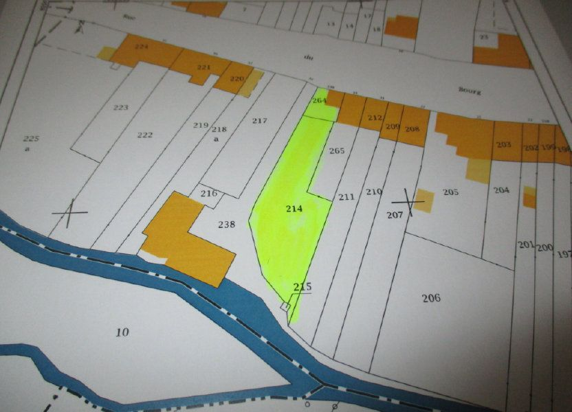 Terrain à vendre 0m2 à Beaufort-en-Argonne