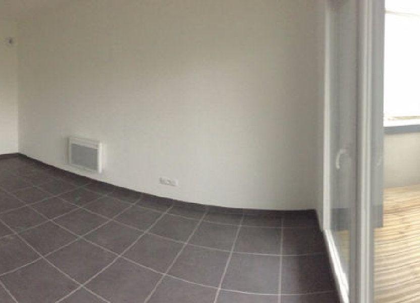 Appartement à louer 23.86m2 à Laxou