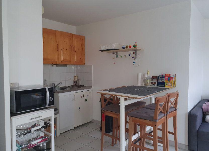 Appartement à louer 35.65m2 à Nancy
