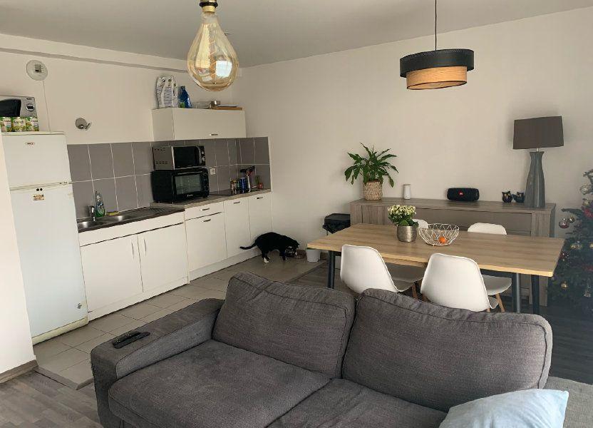 Appartement à vendre 59.31m2 à Vandoeuvre-lès-Nancy