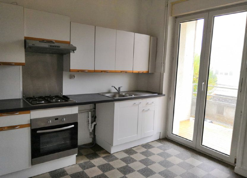 Appartement à louer 85m2 à Nancy