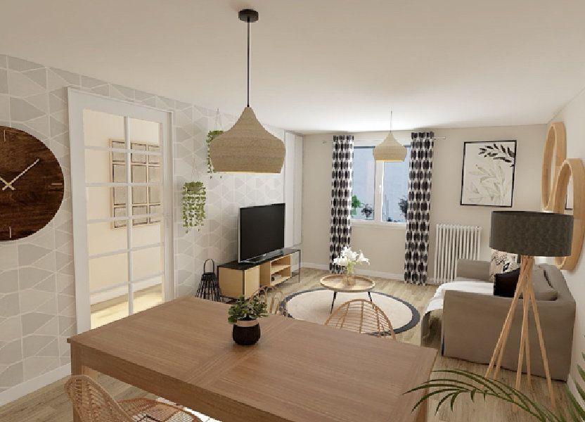 Maison à vendre 125m2 à Villers-lès-Nancy