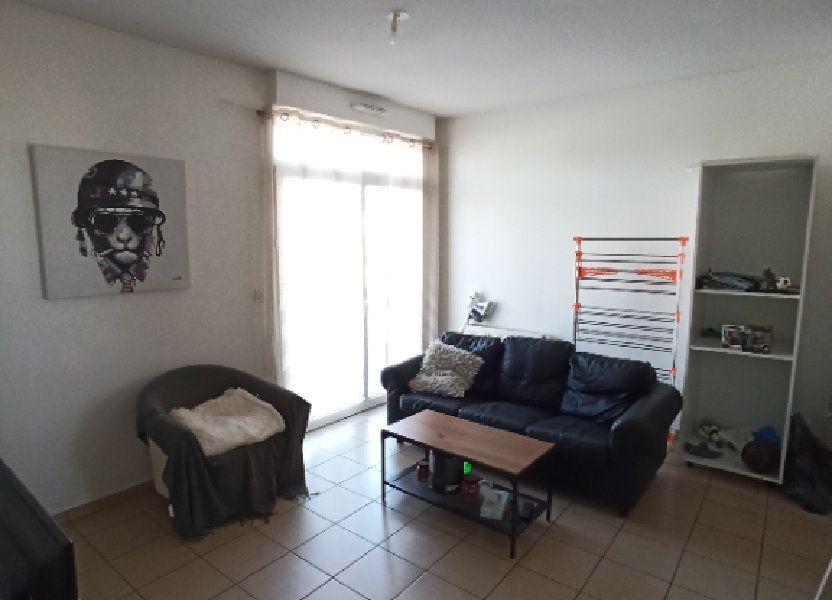 Appartement à louer 40.55m2 à Nancy