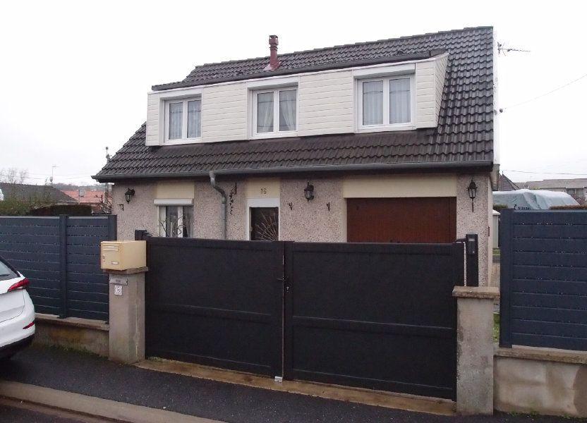 Maison à vendre 108m2 à Thierville-sur-Meuse