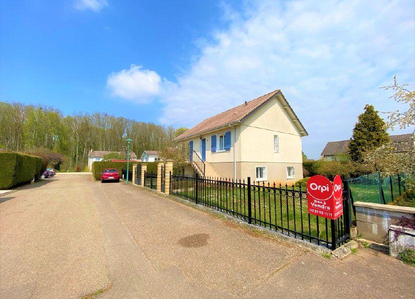 Maison à vendre 107.34m2 à Cuvry